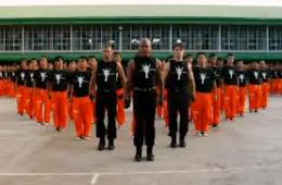 The Face of Love  : 2500 Prisoners Dance Together